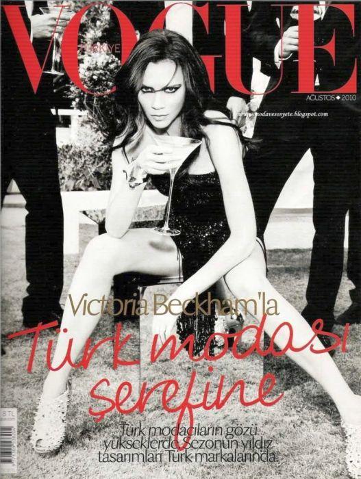 Moda Victoria Beckham