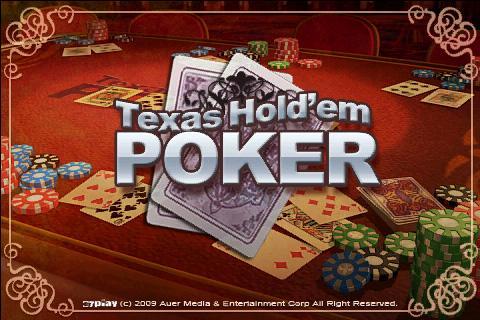 德州撲克之賭神爭霸