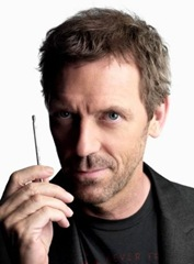 Doctor Gregory House Hugh Laurie