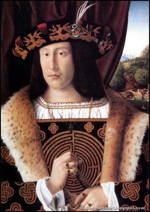 Portrait peint par Bartolomeo Veneto, 1510