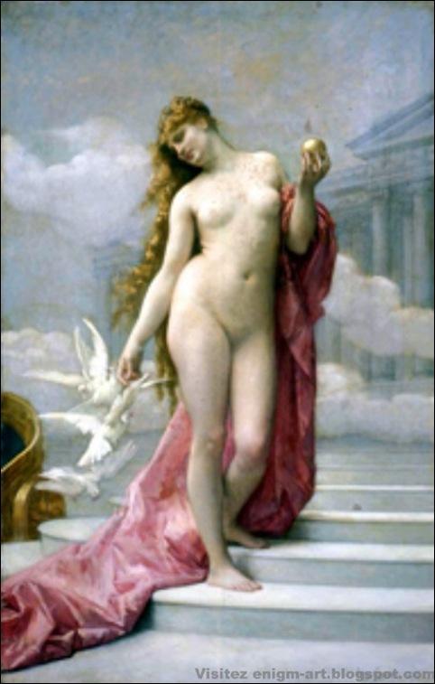 Alexandre Cabanel, Vénus, 1875