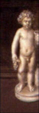 Détail, Anonyme Flamand, Allégorie de l'art et de la science, 1622-1630