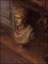 Détail, Anonyme Flamand, Allégorie de l'art et de la science, 1622-1631