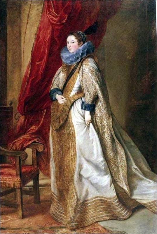Anthony Van Dyck, Paola Adorno Marquise De Brignole Sale