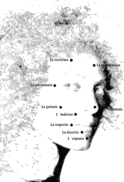 Motif-Face-mouches-de-beaute-chez-Arteeshirt.com