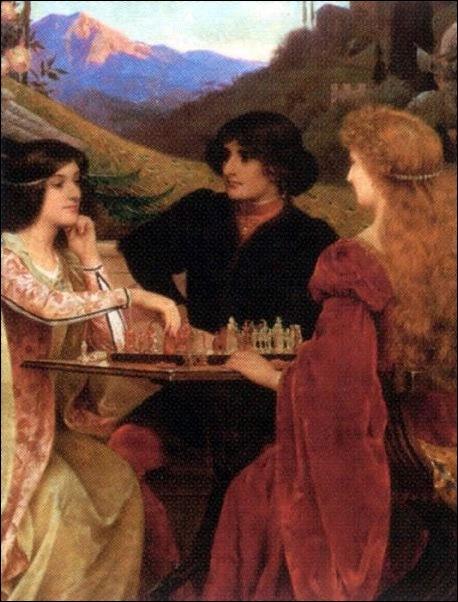 Jacques Clément Wagrez, Joueurs d'échecs