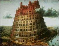 Bruegel la tour de babel rotterdam