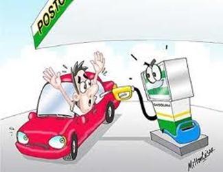 Gasolina-roubo