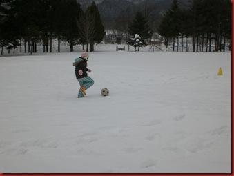Shimokin Snow Soccer 009