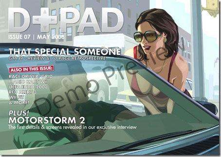 D+PAD 07 - British Game Magazine