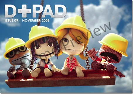 D+PAD 09 - British Game Magazine