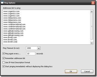 Aplikasi Automatic Ping-er