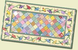 Sweat Pea Quilt 2