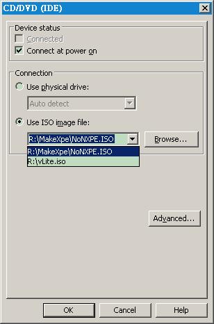 VMWare_ISO_History