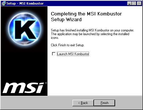 MSI_Kombustor_1.0.0_Setup_Finish