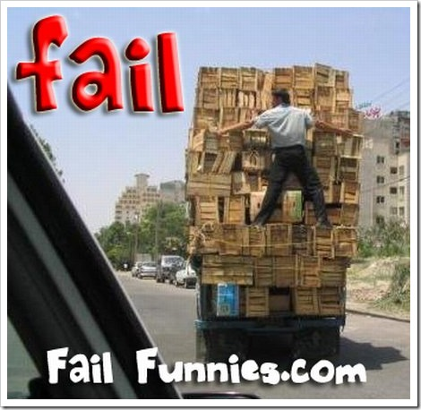 Transportation Fail.