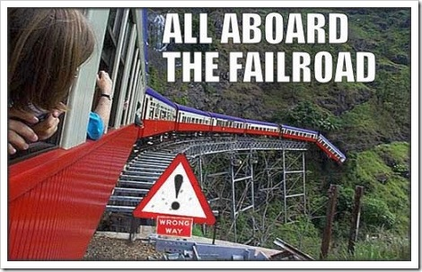 Fail Train.