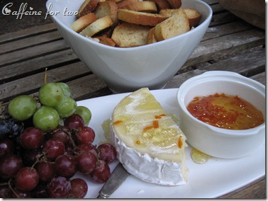 orange jelly on baby brie (2)