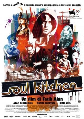 locandina di soul kitchen