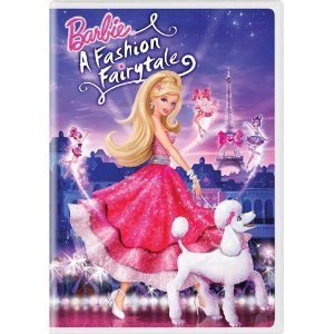 Barbie: A Fashion Fairytale DVD Review