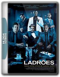 Ladrões   DVDSCR H264   Legendado