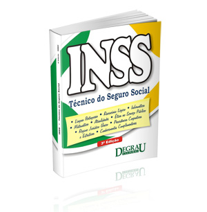 Apostila INSS 2010   Técnico do Seguro Social