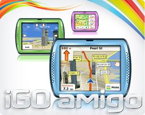 baixar capa iGo Amigo 8.5   Navegador + Mapas GPS 2013