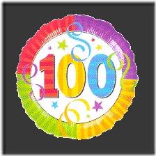 100thbirthday celebration