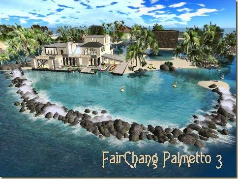 FairChang Palmetto 3