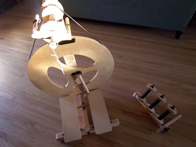 Twyla the spinning wheel