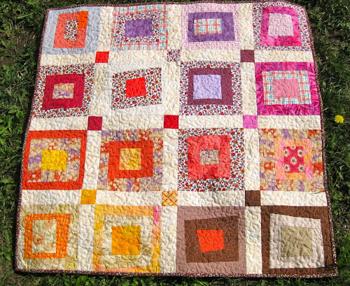 Log Cabin Quilts ~ Img g