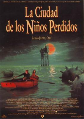 Ver Pelicula La Ciudad de los Niños Perdidos Online Gratis (1995)