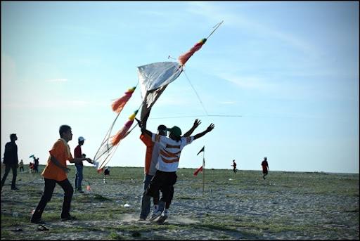 Pesta Wau Antarabangsa 2010 : Kelantan Muncul Juara