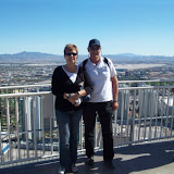 On Stratosphere Tower