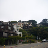 Nice homes in Sausalito