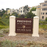 and through the Presidio