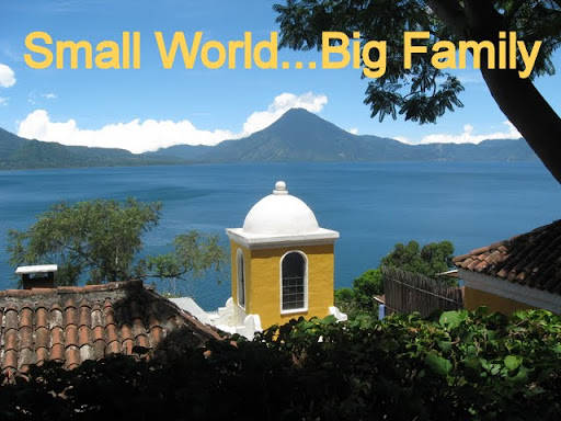 Small World...Big Family