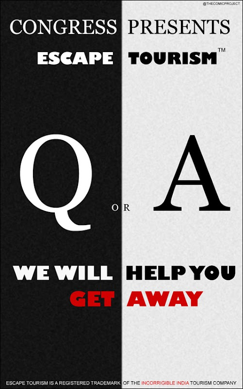 Q or A, We'll help you get away