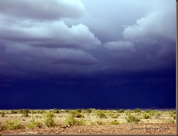 AZ storm