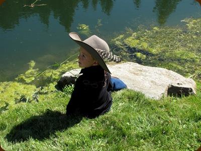 A Little Cowboy