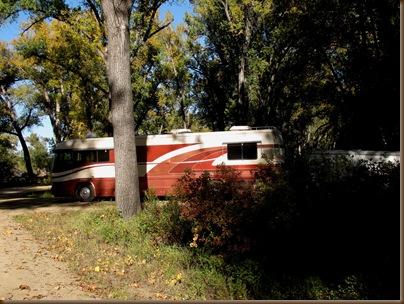 Kipp BLM Rec campsite
