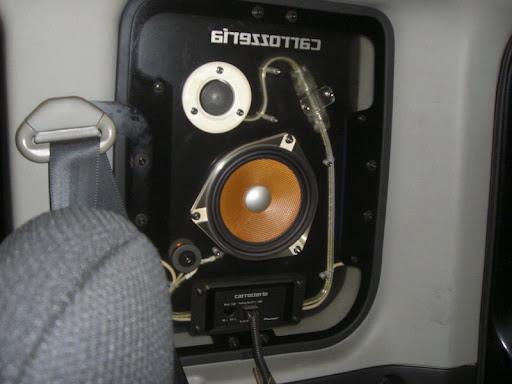 FS: Carrozeria back window component speakers - Scion xB Forum