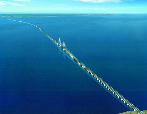 The World's Longest Bridge Built in China