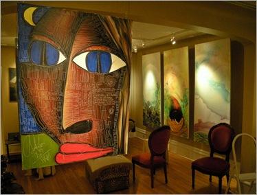 Galerie 240 Redmond John Wilson Tom January 12 2010 010