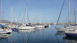 Marina Santa Cruz.