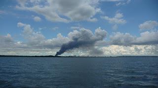 Colon brennt.