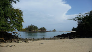 Isla Espiritu Santo.