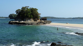 Isletas del Platanal, Las Perlas.