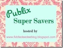 publix super savers button