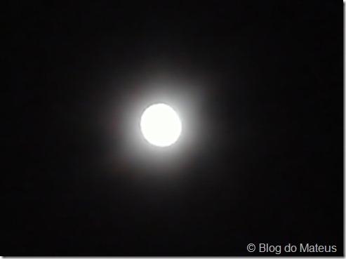 Brilho lunar